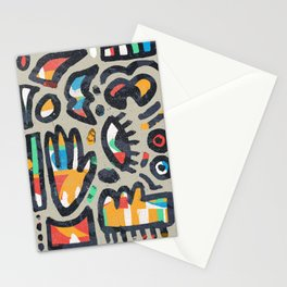 Pattern Number 20 Stationery Cards