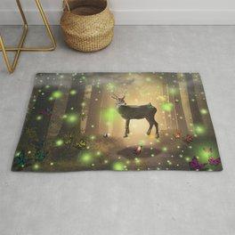 The Magic Deer by GEN Z Rug