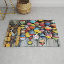 Key West Seaside Colours Rug