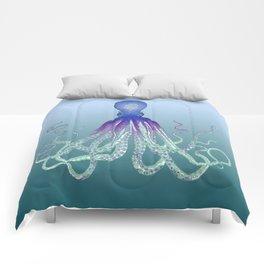 Deep Sea Octopus Comforters