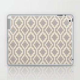 Mapuche Grey/Beige Laptop & iPad Skin