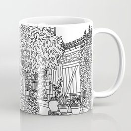 Snapshot in Collioure, France Coffee Mug