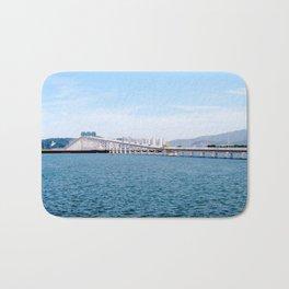 Macau Bridge Bath Mat