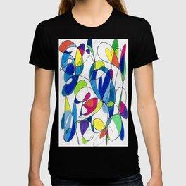 Spectrum Abstract #2 T-shirt
