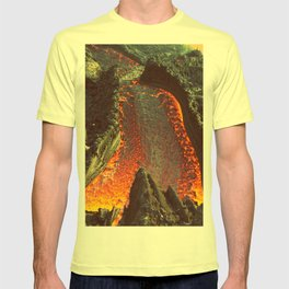 Active Volcano in Guatemala T-shirt