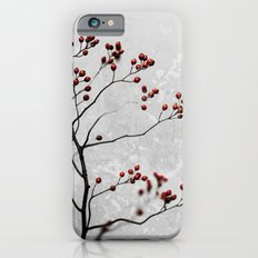 Abstract Flowers 6 iPhone 6s Slim Case