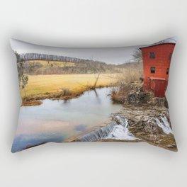 Dillard Mill Steelville Mo Rectangular Pillow