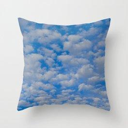 Himmelen Throw Pillow