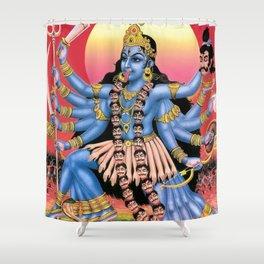 Kali-Ma Shower Curtain