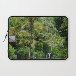 The Forager Through The Trees Laptop Sleeve