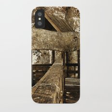 Old Love Story iPhone X Slim Case