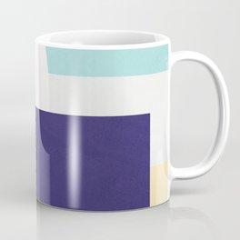 Color and Shape - Santa Monica Pier Coffee Mug