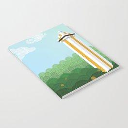 Gem of the Hills Notebook