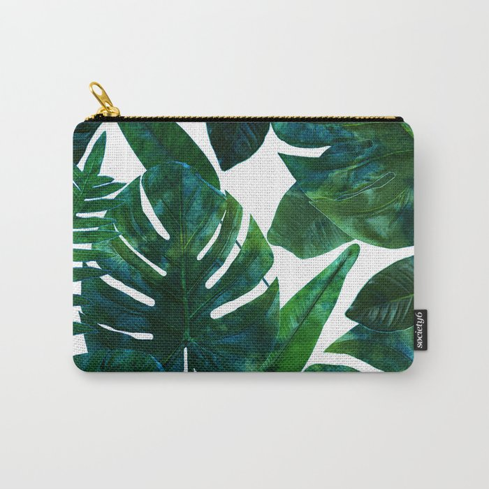 Perceptive Dream || #society6 #tropical #buyart Carry-All Pouch