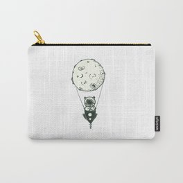 Hot Air Moon Carry-All Pouch
