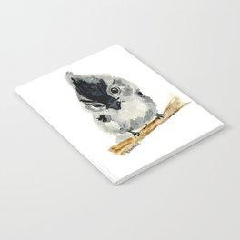 Judgy Little Bird Notebook