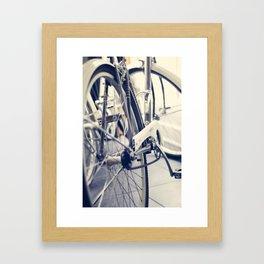 Schwinn III Framed Art Print