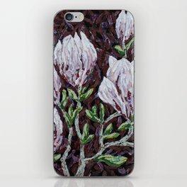 Kay Rouse Flowers Artwork iPhone Skin
