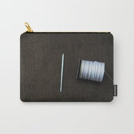 Needle and Thread Carry-All Pouch