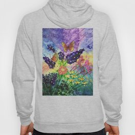 Bluebonnet Bouquet Hoody