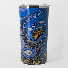 :: My Blue Bandana :: Travel Mug