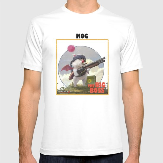 Retro Big Boss Promo  T-shirt