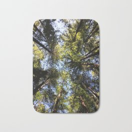 Redwood Canopy Bath Mat