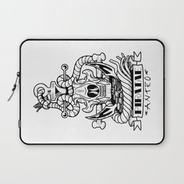 Sigil of the Anthro Pirate Laptop Sleeve