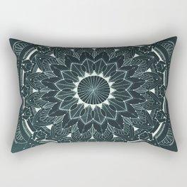 Feelin Blue Rectangular Pillow