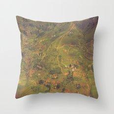 Miniature Madagascar Throw Pillow