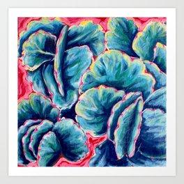 Kalanchoe Art Print
