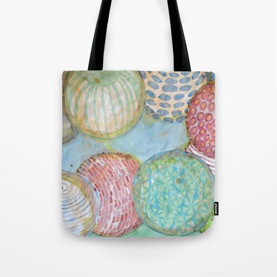 Ball Collection Tote Bag