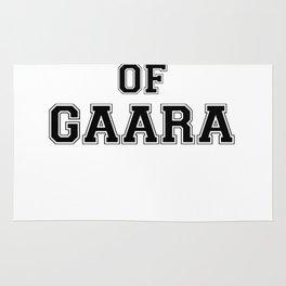 Property of GAARA Rug