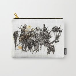 Vile Cosmos (of which we are part) by Brian Benson Carry-All Pouch