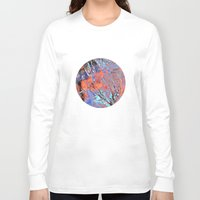 geology Long Sleeve T-shirts featuring Terralite by Eileen Holland