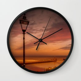 Catch your Breath Wall Clock