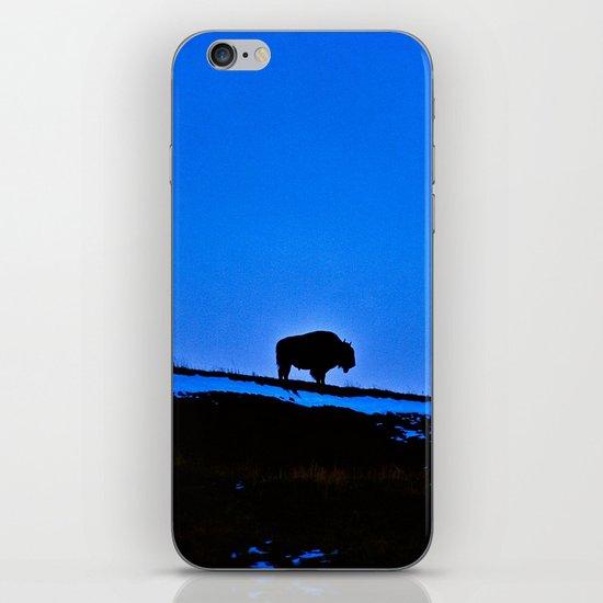 The Last Buffalo iPhone & iPod Skin