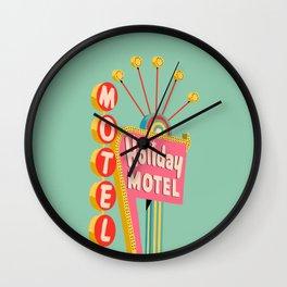 West Coast 6 Wall Clock