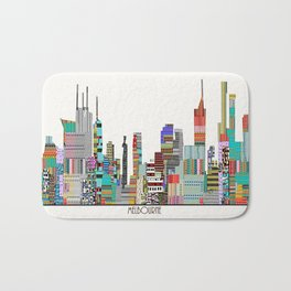 Melbourne Bath Mat