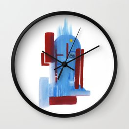 The Witness Wall Clock