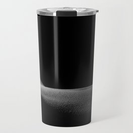 Nude Torso in Black and White Travel Mug