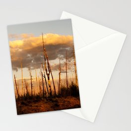 Dusk in Hell Stationery Cards