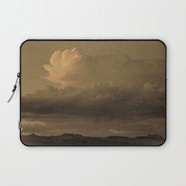 Sepia Storm - San Rafael Reef - Utah Laptop Sleeve
