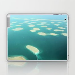 "Dubai - Island Group ""The World"" Laptop & iPad Skin"