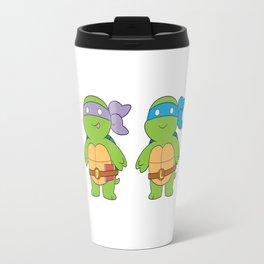 Turts and Emotes Travel Mug