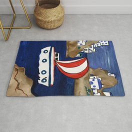 Journey to Greece Rug