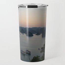 view of halong bay Travel Mug