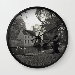 See the beauty series - IX. - Wall Clock