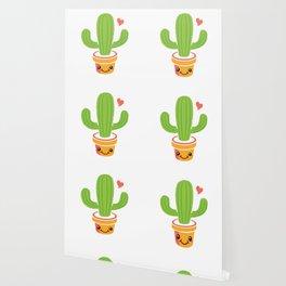 Free Hug Cactus Funny Succulent Prick Wallpaper