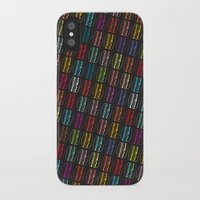 macaroon iPhone & iPod Cases featuring macaroon by Eunice eunji kim